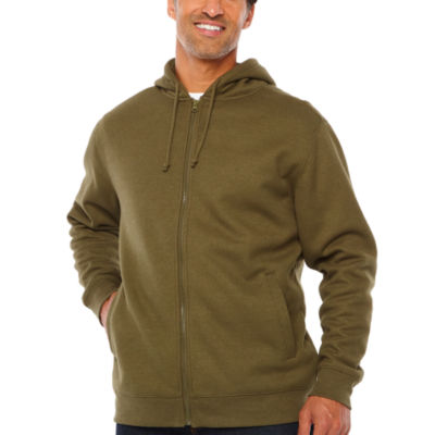 Smith Sherpa Bonded Thermal Knit Hooded Jacket