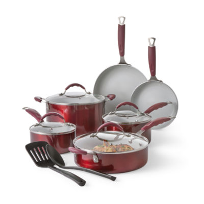 Cooks Ceramic 12-pc. Cookware Set