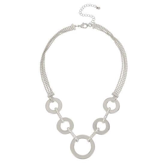 Worthington 17 Inch Collar Necklace