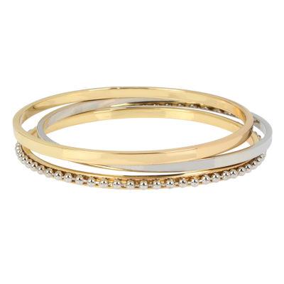 Worthington Womens 3-pc. Bracelet Set