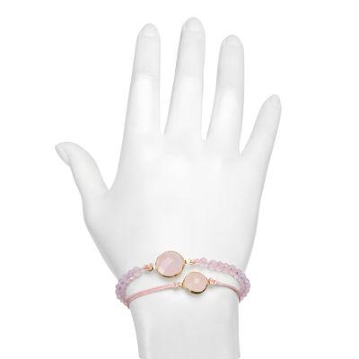 Mixit Delicates Womens 2-pc. Bracelet Set