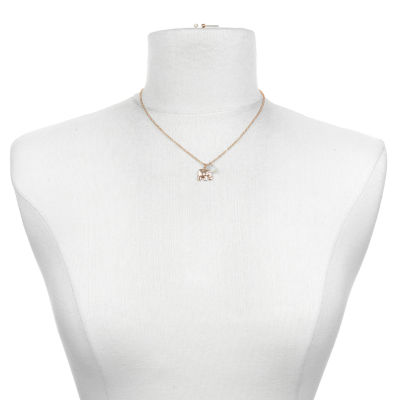 Mixit Delicates 16 Inch Chain Necklace