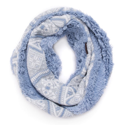 Muk Luks Womens Eterniy Infinity Cold Weather Scarf