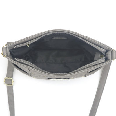 Nicole By Nicole Miller Charlotte Ns Crossbody Bag