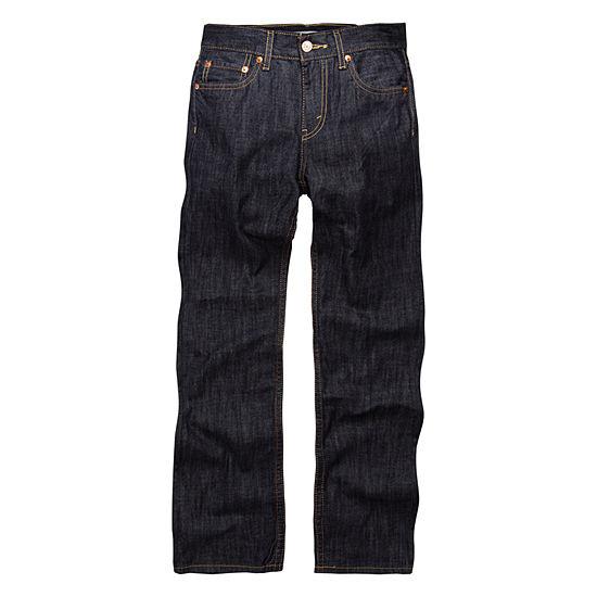 Levi's Boys 514 Straight Leg Jean Big Kid
