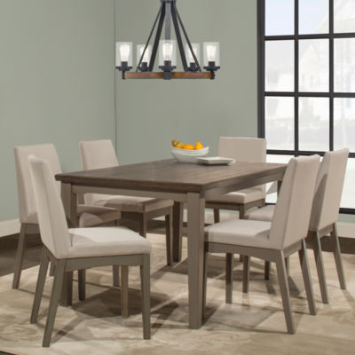 Hillsdale House Clarion 7-pc. Rectangular Dining Set