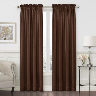 Royal Velvet Hilton Rod-Pocket Curtain Panel