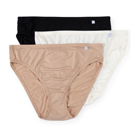 Jockey Elance® Supersoft Micromodal® 3 Pack Microfiber High Cut Panty 2071