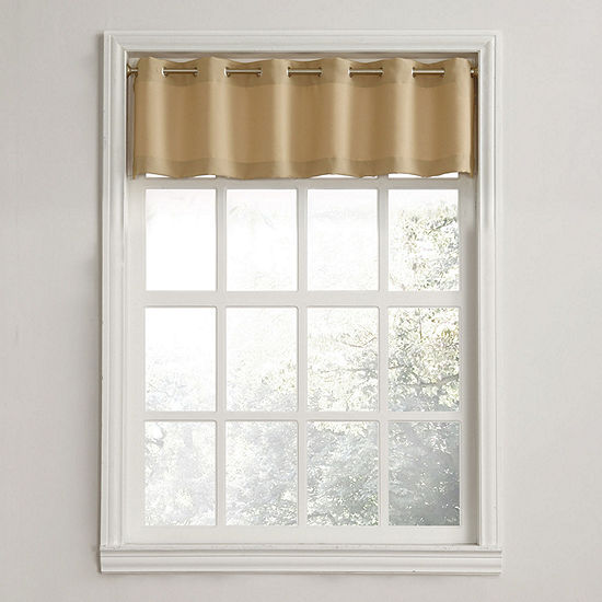 Lichtenberg Grommet-Top Kitchen Valance