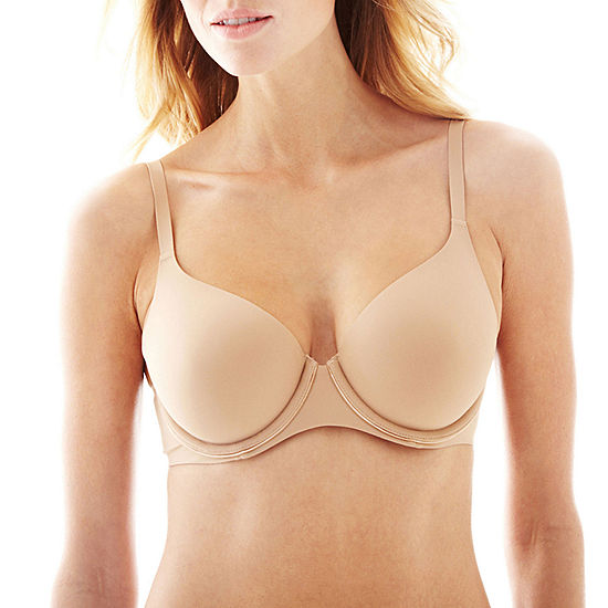 1c37b9f2281 Ambrielle Everyday Full Coverage Bra JCPenney