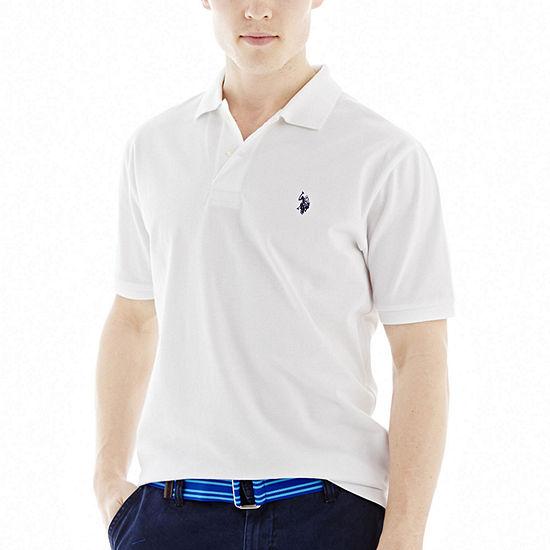 U.S. Polo Assn.® Short Sleeve Pique Polo