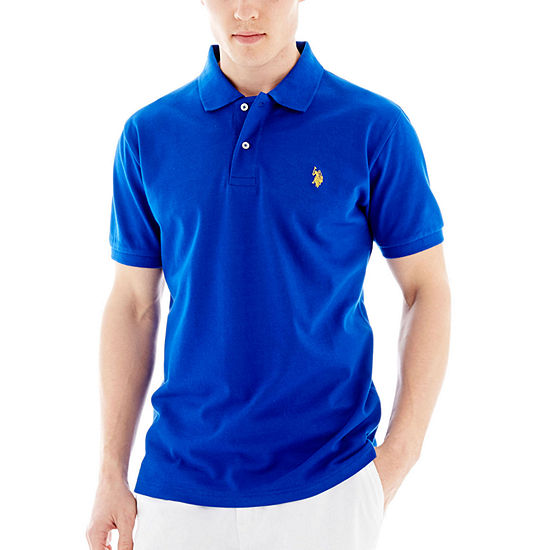 U.S. Polo Assn.® Short Sleeve Pique Polo