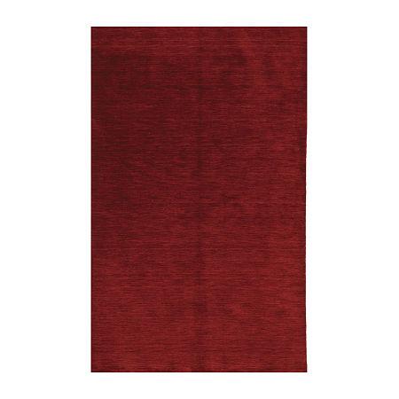 Amer Rugs Arizona AA Hand-Woven Rug, One Size , Red