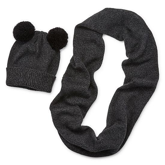 Mixit 2-pc. Knit Cold Weather Set