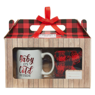 Tri-Coastal Design Adventure Plaid 2-pc. Gift Set