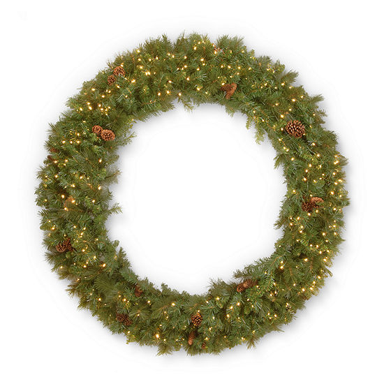 National Tree Co. Garwood Spruce Wreath