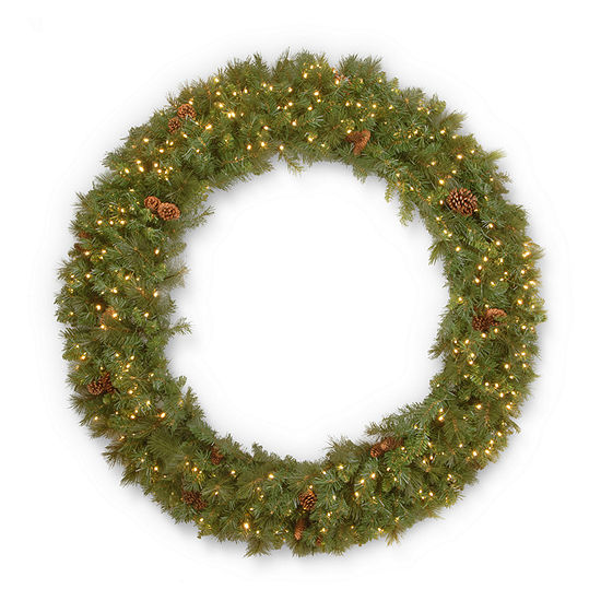National Tree Co. Garwood Spruce Wreath