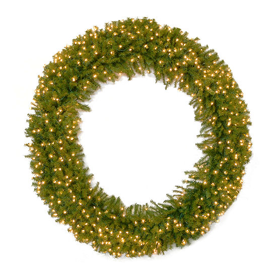 National Tree Co. Norwood Fir Deluxe Wreath