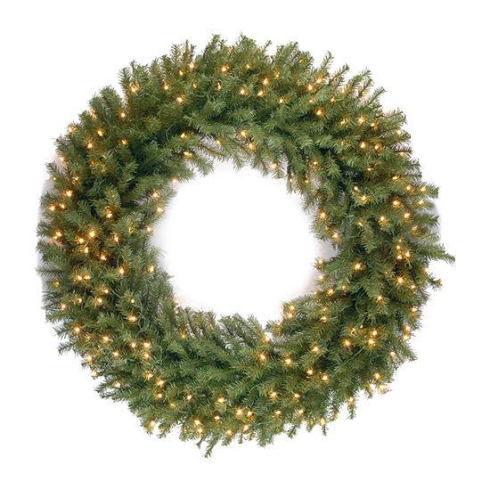 National Tree Co. Norwood Fir Wreath