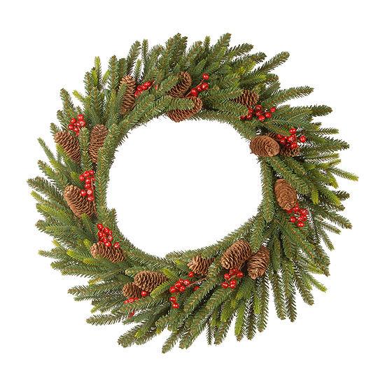 National Tree Co. Dorchester Fir Wreath