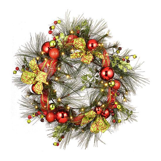 National Tree Co. Christmas Wreath