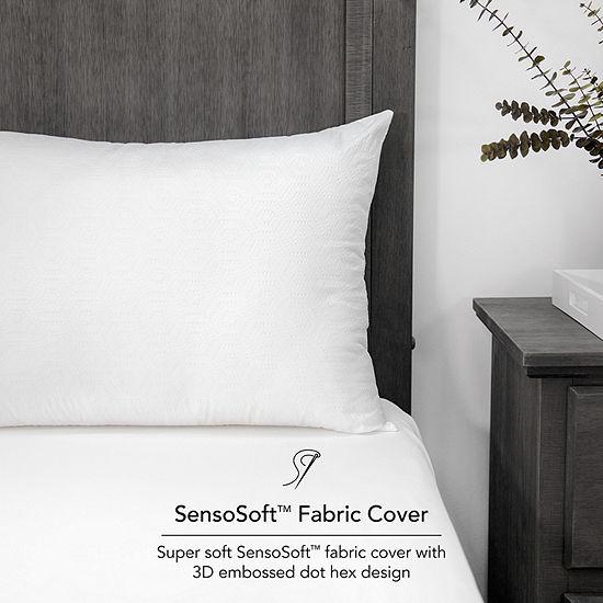 SensorPEDIC Embossed SensoSoft Multi-Pack Pillow