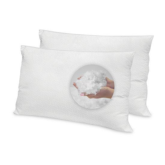 SensorPEDIC Luxury Hotel Fiberfill 2-Pack Pillow