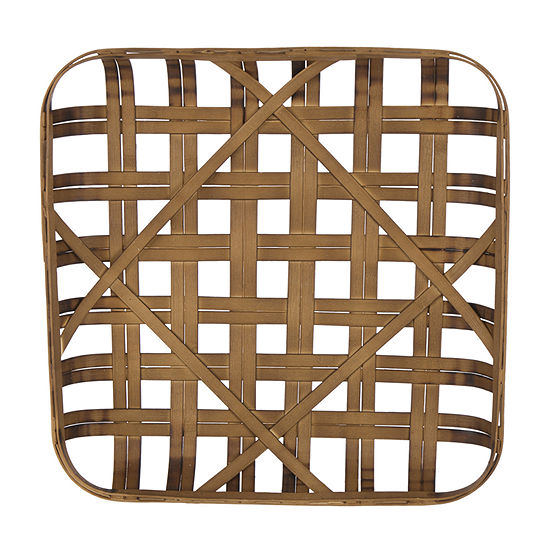 Glitzhome Tobacco Basket Wall Basket