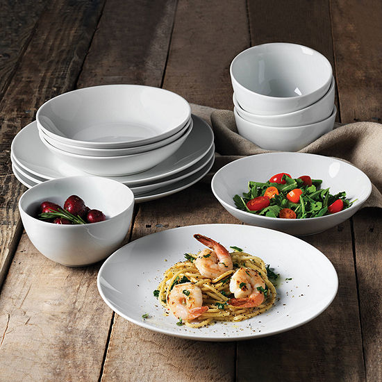 Gallery 12-pc. Dinnerware Set