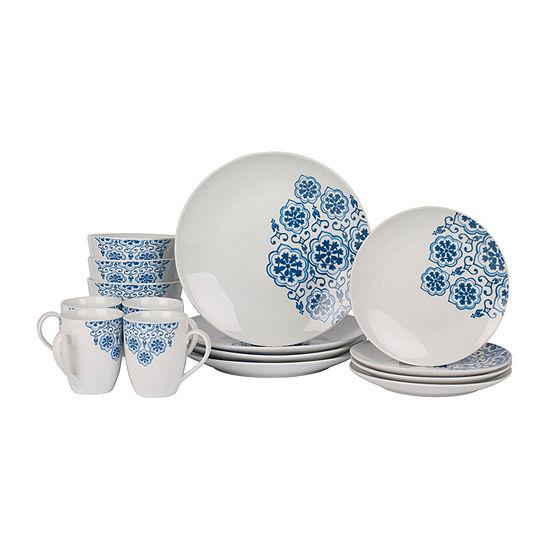 Gallery 16-pc. Dinnerware Set