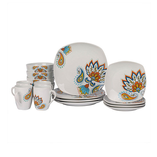 Gallery Andria 16-pc. Dinnerware Set
