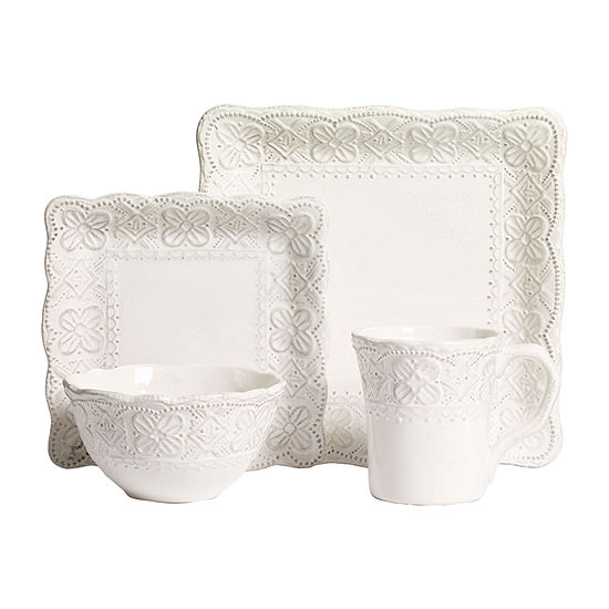 Denmark Elizabeth 4-pc. Dinnerware Set