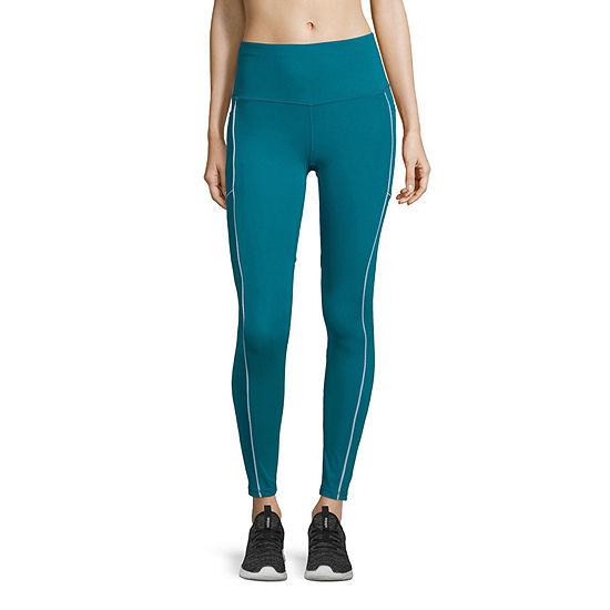 Xersion Womens High Rise Full Length Leggings
