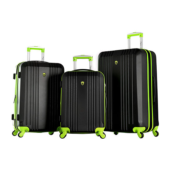 Apache 3pc Spinner 3-pc. Hardside Luggage Set