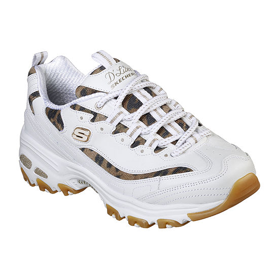 Skechers D'Lites Womens Sneakers