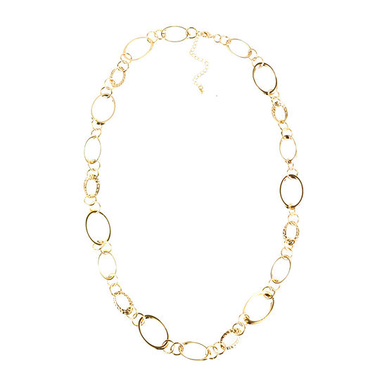Bold Elements 33 Inch Strand Necklace