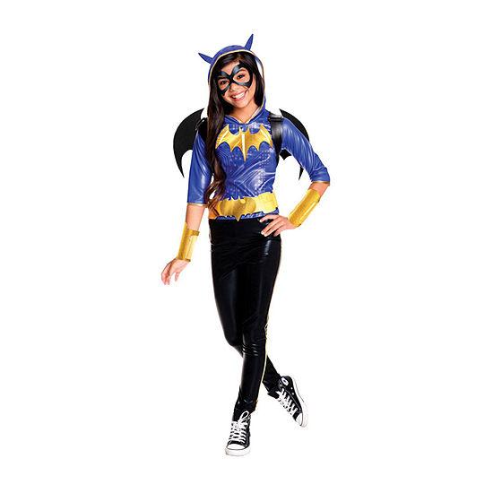 DC Superhero Girls Batgirl Deluxe Child Costume