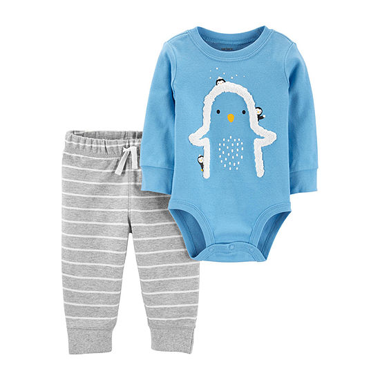 Carter's Baby Boys 2-pc. Bodysuit Set