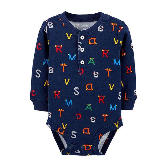 Carter's Boys Bodysuit-Baby