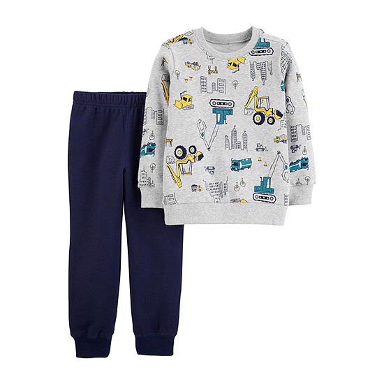 Carter's Toddler Boys 2-pc. Pant Set