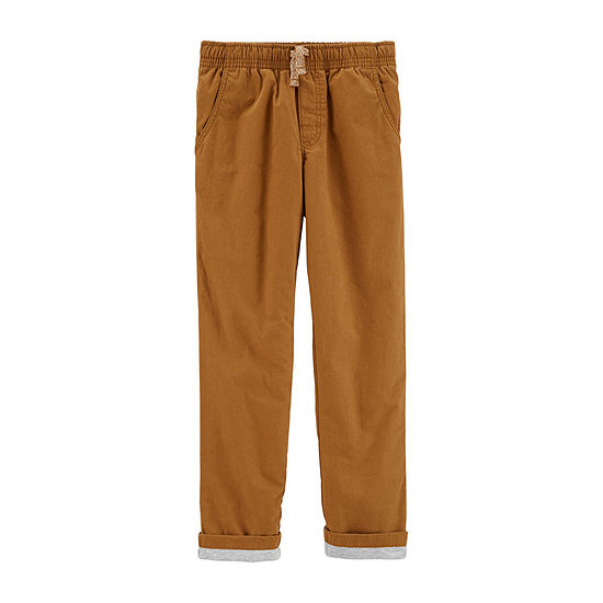 Carter's - Little Kid / Big Kid Boys Straight Fit Drawstring Pants