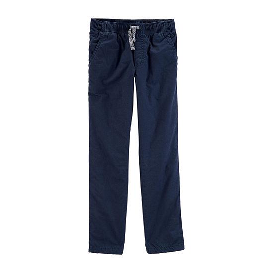 Carter's - Little Kid / Big Kid Boys Straight Fit Drawstring Pants