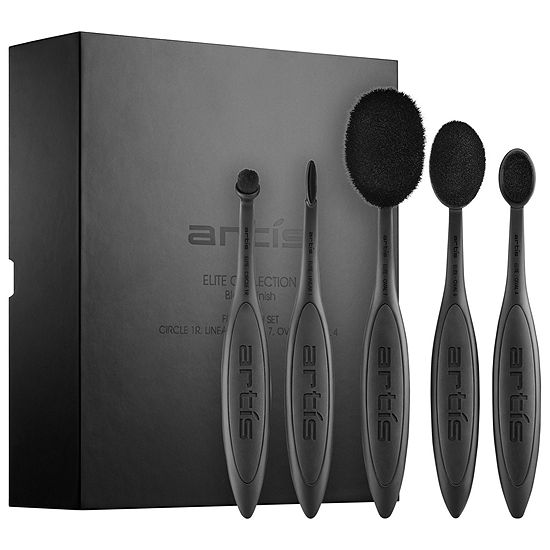 Artis Elite Collection Black Set