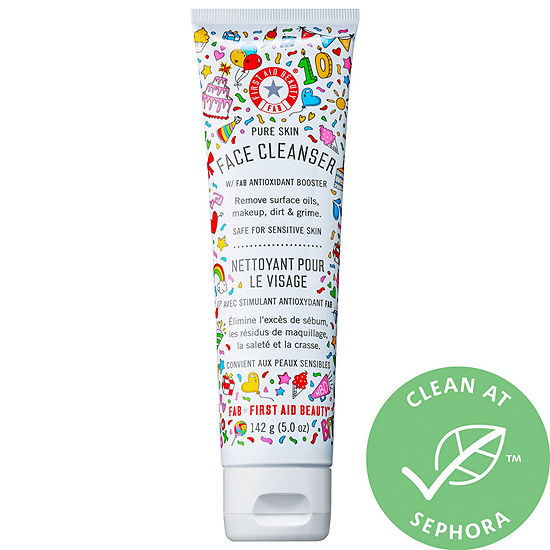 First Aid Beauty Limited Edition Pure Skin Face Cleanser
