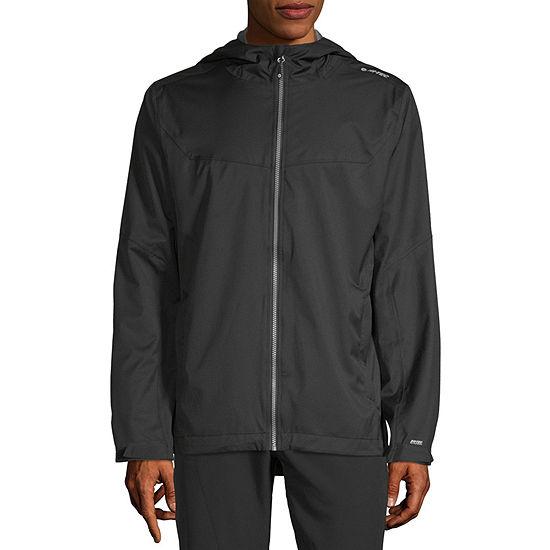 Hi-Tec Waterproof Hooded Lightweight Raincoat