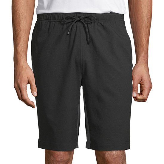 Msx By Michael Strahan Mens Mid Rise Stretch Pull-On Short