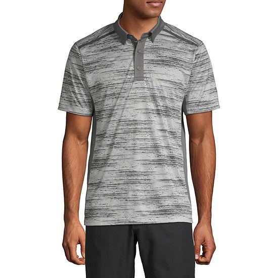 Msx By Michael Strahan Mens Short Sleeve Polo Shirt