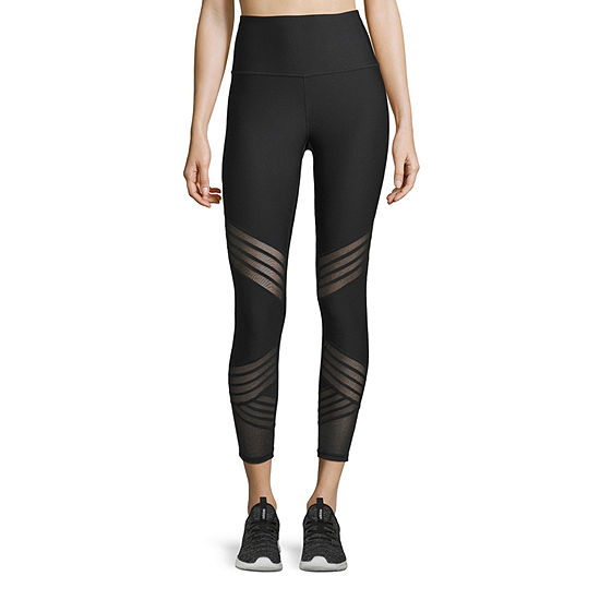 Xersion-Petite Womens High Waisted Legging