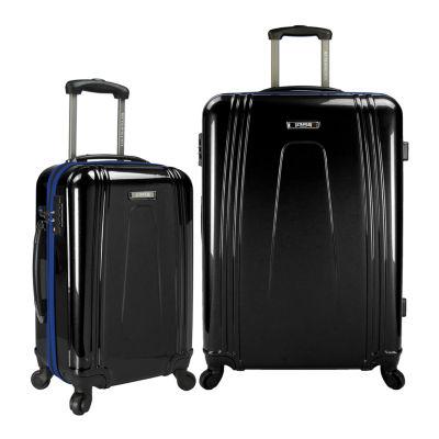 Ezcharge 2-pc. Hardside Luggage Set