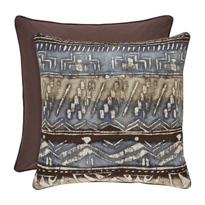 Queen Street Oakville Square Throw Pillow